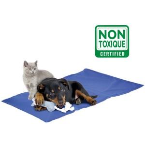 Tapis rafraîchissant pour chien et chat | Bleu